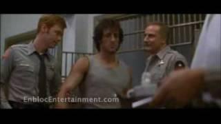 Rambo VS Cops