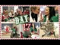 OUR CRAZY CHRISTMAS PARTY | Vlogcember Day 17, 2016