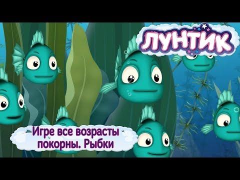 """Рыбки 🐠 Лунтик 🐠 489 серия """"Игре все возрасты покорны"""""""