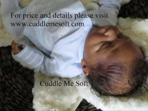 Adopted Zachary Biracial Reborn Baby Boy Youtube