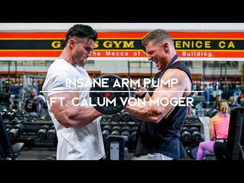 Download  INSANE ARM PUMP ft. Calum Von Moger | 6 Weeks to LEAN Ep. 1 Gratis, download lagu terbaru