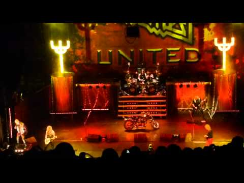 Judas Priest YOU GOT ANOTHER THING COMIN'&LIVING AFTER MIDNIGHT Epitaph Tour Hammersmith Apollo