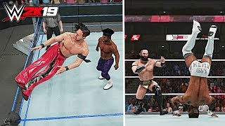 WWE 2K19 Best Moves In The Game! Part 2