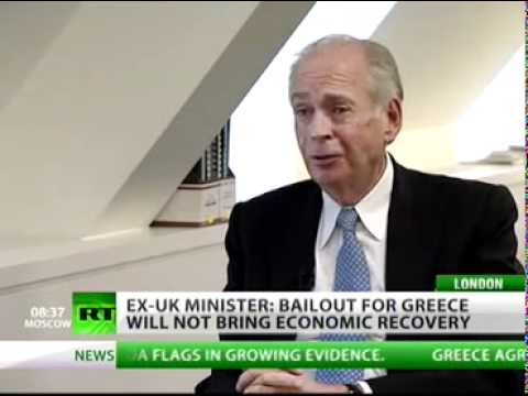 Ex-UK minister Lord Alexander Hesketh: 'EU is corrupt and beyond fixing'