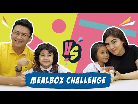"Games Meal Box bareng Gregory GN Art – Lady de Laura vs Aurel – Yassien ""KATA BOCAH"" 