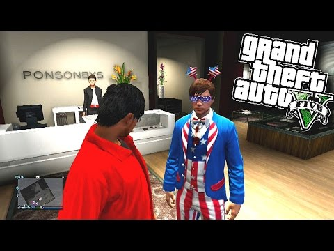 GTA 5 Funny Moments #124 With The Sidemen (GTA V Online Funny Moments)