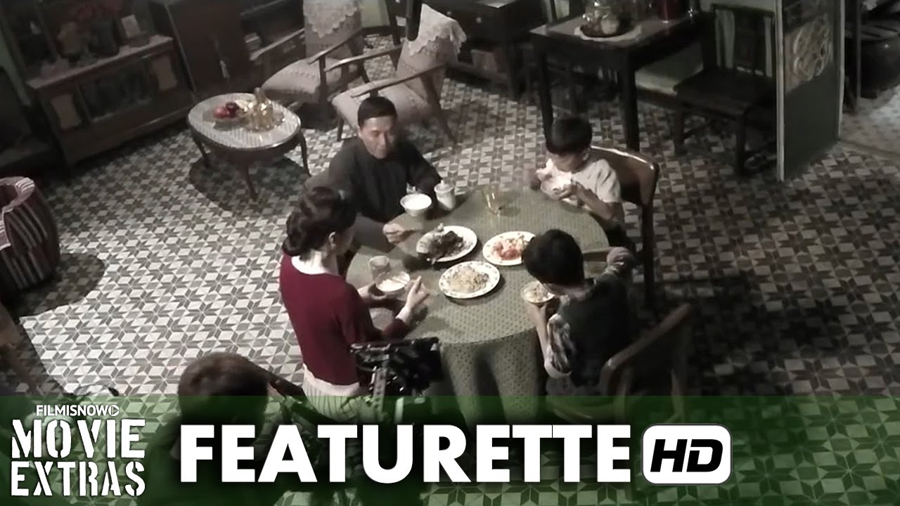Ip Man 3 (2016) Featurette - Story