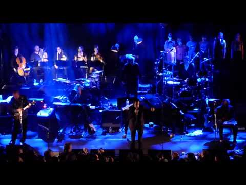 Nick Cave live @Le Trianon Paris 11_02_2013 - Push the sky away