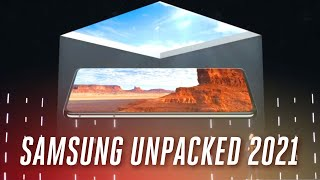 Samsung Galaxy S21 event in 12 minutes