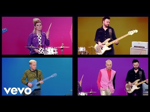 Neon Trees - I Love You (But I Hate Your Friends) - Official Video