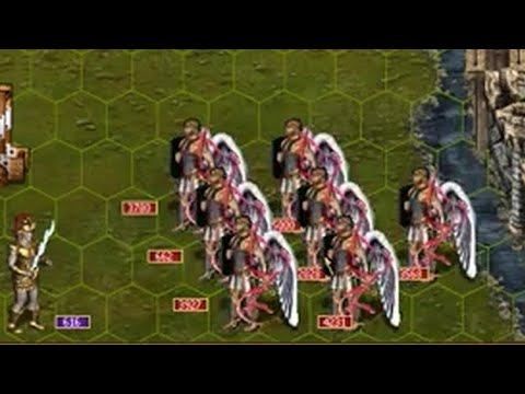 Heroes of Might and Magic III: 35000 Archangels