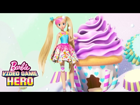 Bloopers and Outtakes | Barbie Video Game Hero | Barbie