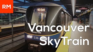 Vancouver Skytrain - World's Largest Automated Metro