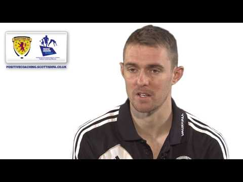 Darren Fletcher - Dealing With Set Backs - Positive Coaching Interview