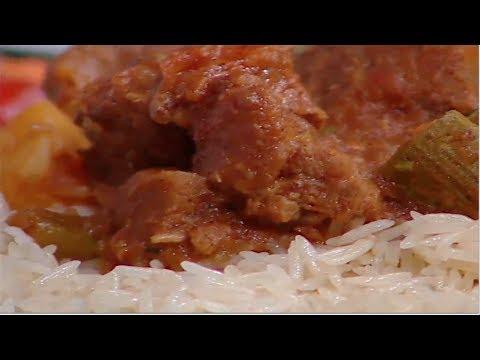 صالونه لحم وخضار | الشيف #غفران_كيالي من برنامج #هيك_نطبخ #فوود