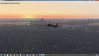 X-Plane 11 Drzewiecki Design New York City XP