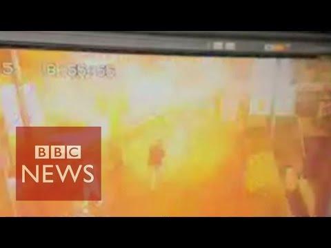 Erawan Shrine: Moment of Bangkok explosion - BBC News