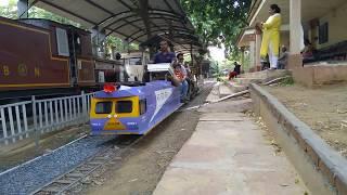 ये है सबसे छोटी भारतीय रेलगाड़ी , Smallest Operational Toy Train of India