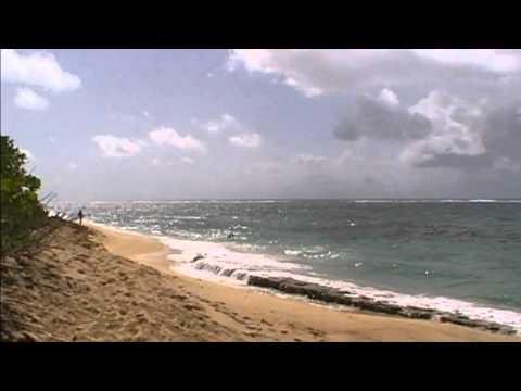 Plage du cap Macré en Martinique