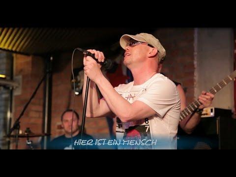 BLUE DONKEY live 2015 :: Hier ist ein Mensch (Peter Alexander Cover)