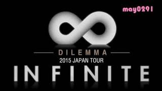 [INDO SUB] INFINITE - PARADISE (LIVE @Dilemma Concert In Tokyo)