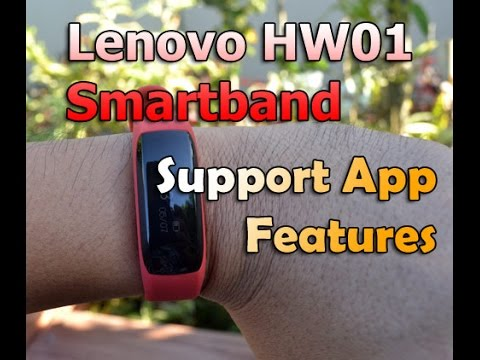 Lenovo HW01 Support App and Features