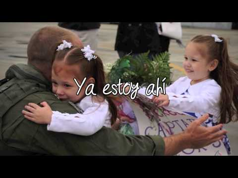 I'm Already There - Lonestar (Traducida Al Español) Military Tribute