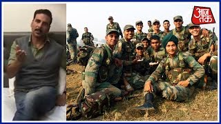 Khabardar: Akshay Kumar's Patriotic Call To Fellow Indians: Argue Later, First Think About Our Army