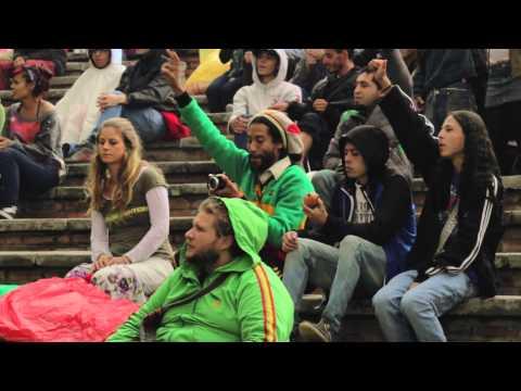 "Rototom Reggae Contest Latino -  Media torta Bogotá Colombia  by ""Livity & Unity"""