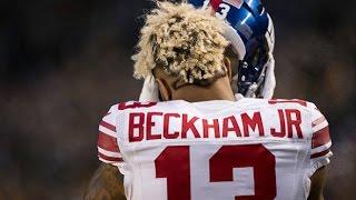 "Odell Beckham Jr. Highlights 2016-2017 ""Blessed Up"" ᴴᴰ"