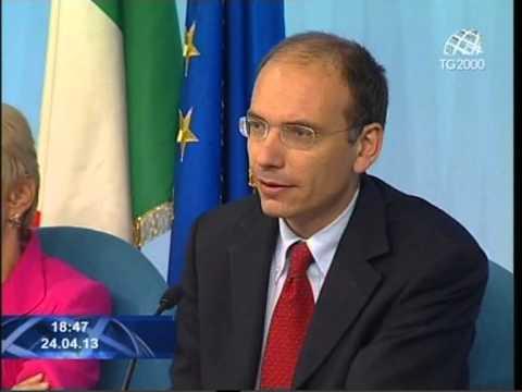 Enrico Letta verso la presidenza del consiglio. Il ritratto di Vito D'Ettorre