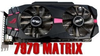 Asus Matrix Platinum 7970 Review