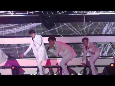 Be Mine내꺼하자 Infinite인피니트 Live @ 2014 Korea Speed Festival