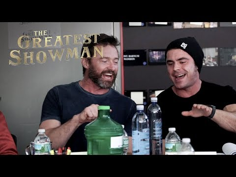The Greatest Showman   Behind the Scenes with Zac Efron   20th Century FOX