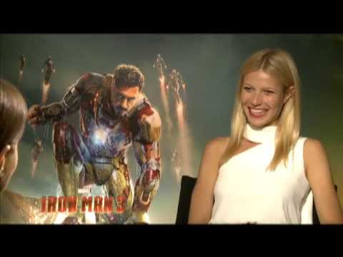 Gwyneth Paltrow speaking perfect spanish!