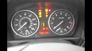 BMW, ABS, DSC, Brake Warning Light, Problem 4x4, Battery Voltage Low, Loss of Time And Date