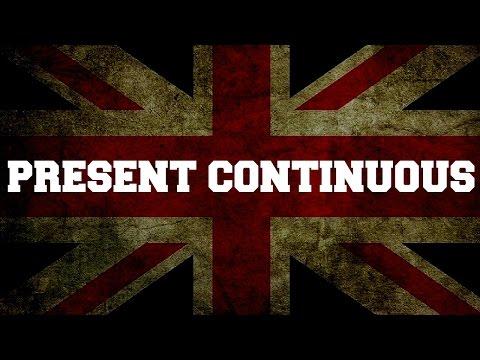 Czas Present Continuous Nauka Angielskiego