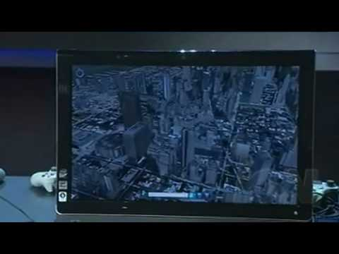 CES 2009: Windows 7 Demo