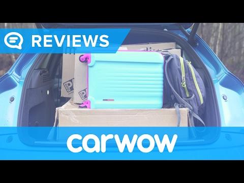 Audi Q3 SUV 2017 Practicality review   Mat Watson Reviews