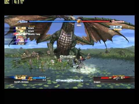 TLR - Derrotando Dragão Gigante