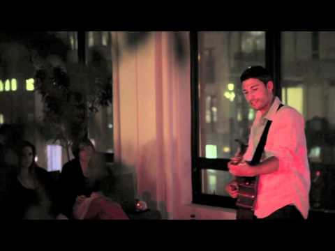 "Martin Storrow - ""The Garden"" Live in NYC"