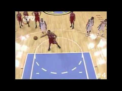 Top 5 Worst Freethrows of All Time