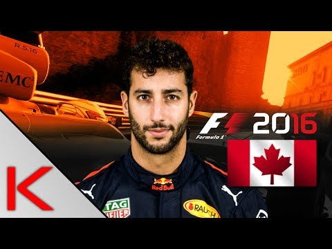 F1 2016 KARIERA | Polska za ciepła, ranking F1 | GP Kanady (Sezon 3) (#28)