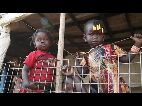 """""""These children will disappear"""" – Mary's story of war in South Sudan"""