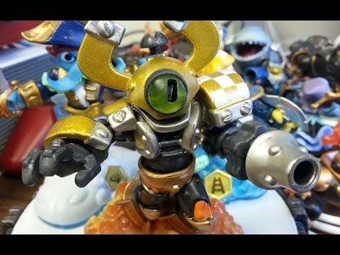 Classic Game Room - SKYLANDERS SWAP FORCE review part 1