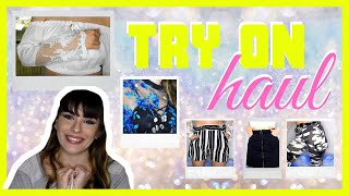 TRY ON HAUL - ETE (Zaful, CacheCache, Ishow) 👚🛍