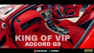 Honda Accord G9 VIP Style - Race Day Thailand 2017