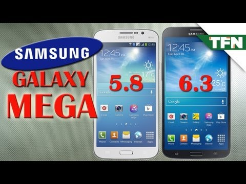 Is Samsung Galaxy Mega TOO Big?