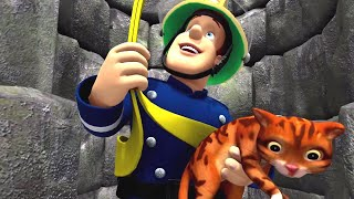 Fireman Sam New Episodes | Saving Lion - Pet Rescue | Fireman Sam Collection 🚒 🔥 Kids Movies