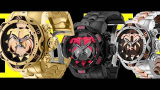 Invicta Watches Unveiling August 2019